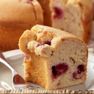 Lemon-Raspberry Pound Cake.