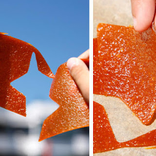 Honey and Apricot Fruit Leather