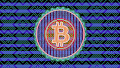 Right Place & Right Time - Bitcoin Volatility Art by Matt Kane