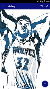 Karl Anthony Towns Wallpapers HD NBA - náhled