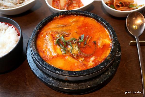 豆豆里 Dodoli 韓式豆腐鍋 台北東區