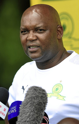 Pitso Mosimane. Picture: SUPPLIED