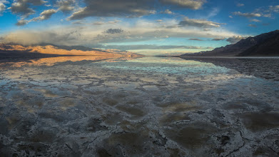 Photo: Badwater Basin, Death Valley National Park.