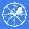 Windy: wind & weather forecast icon