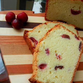 Sweet Bites | Sour Cream Cherry Pound Cake