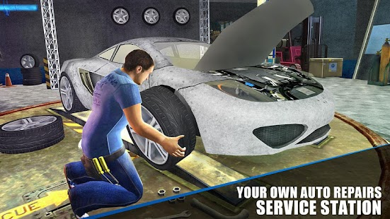 Sports Car Mechanic Simulator- screenshot thumbnail