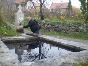 Photo: A bátrabbak tesztelik a kólikás kutat:))