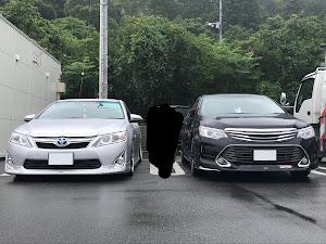カムリ AVV50のカスタム事例画像 やーゆさんの2020年07月04日17:56の投稿