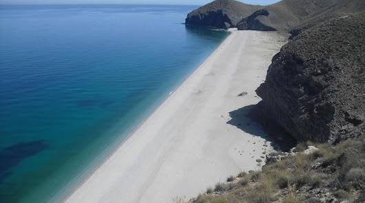 Así puedes ir desde el interior a las playas de Almería