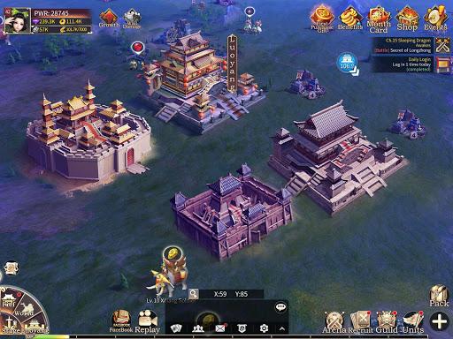ThreeKingdoms:EpicWar screenshot 14