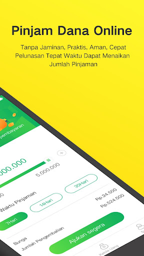 Pinjamlah screenshot 2