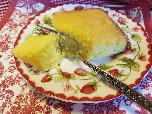 Easy Luscious Lemon Cake From A Cake Mix Recipe Just A Pinch