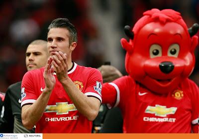 Robin Van Persie pointe le joueur que Manchester United devrait recruter