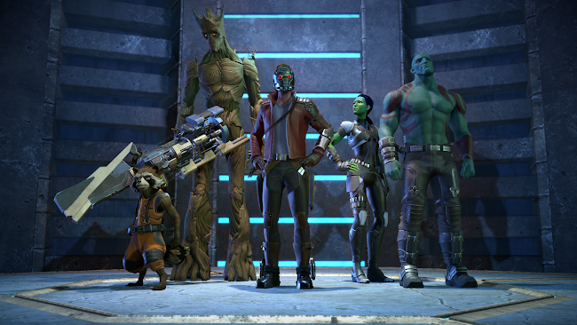 Guardians of the Galaxy TTG MOD Apk