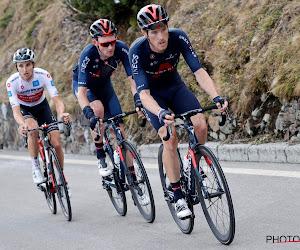 Ongezien: Tao Geoghegan Hart haalt het in voorlaatste etappe Giro en begint in dezelfde tijd als Jai Hindley aan de slottijdrit