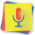 Голосовые заметки - быстрая запись идей и мыслей icon