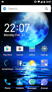Asmall Launcher(smart folder) Screenshot