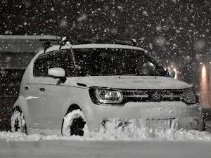 イグニス  MZ 4WDのカスタム事例画像 ぴろさんの2020年11月16日21:57の投稿