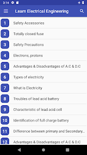 Learn Electrical Engineering in Hindi App Download For Android 1