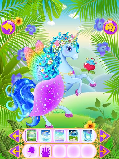 Unicorn Dress Up - Girls Games 1.0.4 screenshots 6
