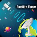 Satellite finder Dish pointer(Azimuth Calculator) icon