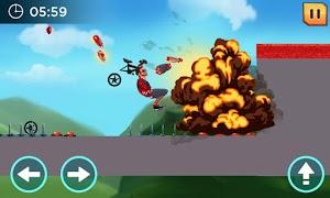 3 Crazy Wheels App screenshot