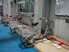 Photo: Cute yet practical bikes