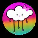 KawaiiRainbow Go Launcher icon