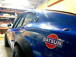 フェアレディZ S30型のカスタム事例画像 ソウヤ@道楽者のGarageLifeさんの2021年05月04日18:58の投稿