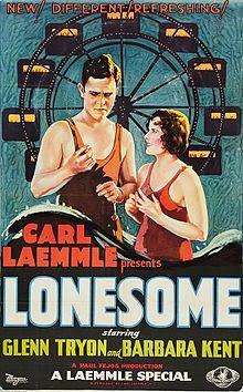 Resenha #55 - Solidão (Lonesome, 1928)