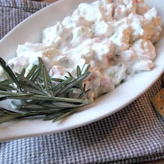 Easy Crab Dip Recipe (Only Three Ingredients!).