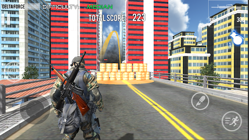 Delta Force Fury: Shooting Games 1.1.2 screenshots 2