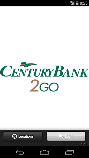 CenturyBank2Go