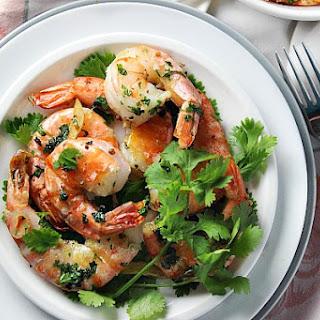 4 Peppercorn Roasted Shrimp