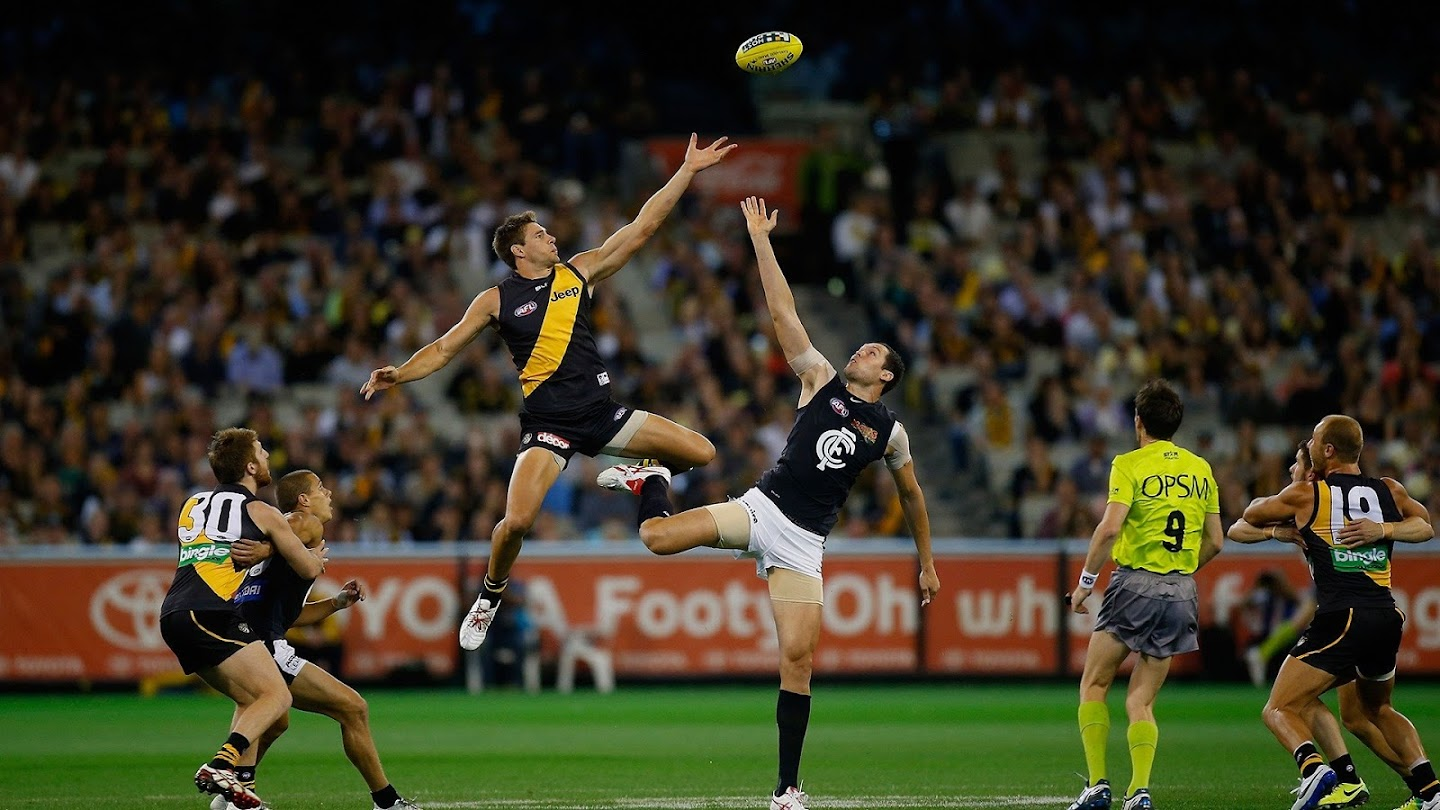 Watch AFL Highlights live