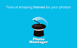 Screenshot of PhotoMontager - Photo montages