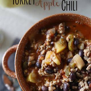 Turkey Apple Chili.