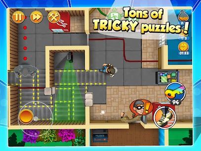 Robbery Bob 2: Double Trouble Mod Apk (Unlimited Money) 9