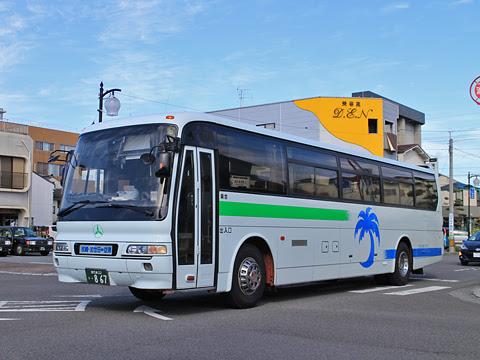 鹿児島交通「鹿児島空港~加世田・枕崎線」 ・867