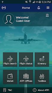 ATPI On The Go - Travel App - náhled