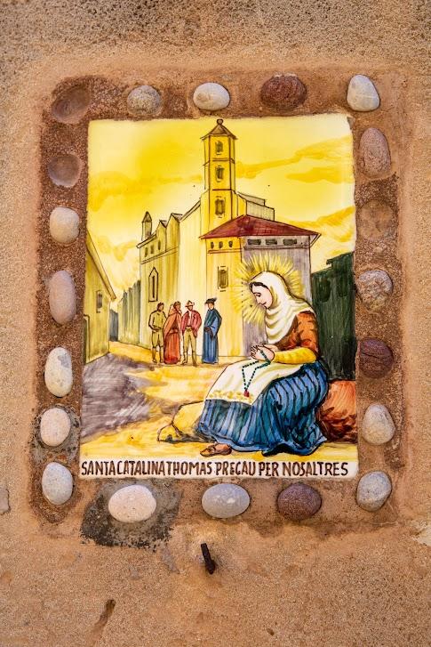 św. Katarzyna z Palmy, Catalina Thomas
