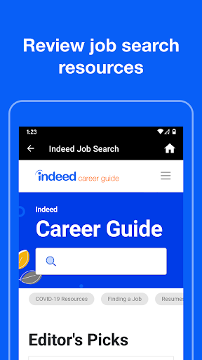 Indeed Job Search  screenshots 3
