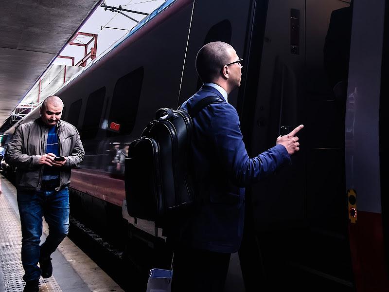Scusi, è questo il treno per Milano? di utente cancellato