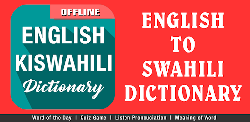 English To Swahili Dictionary Apps On Google Play