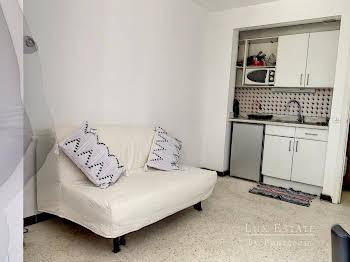 Studio meublé 19,2 m2
