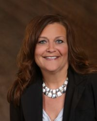 Hutchinson Branch Manager Tara Korson