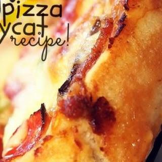 Pizza Hut Pan Pizza!