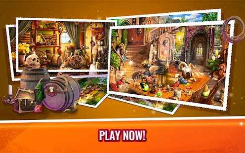 Old Castle Hidden Object Game- screenshot thumbnail