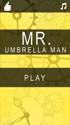 Mr.Umbrella Man