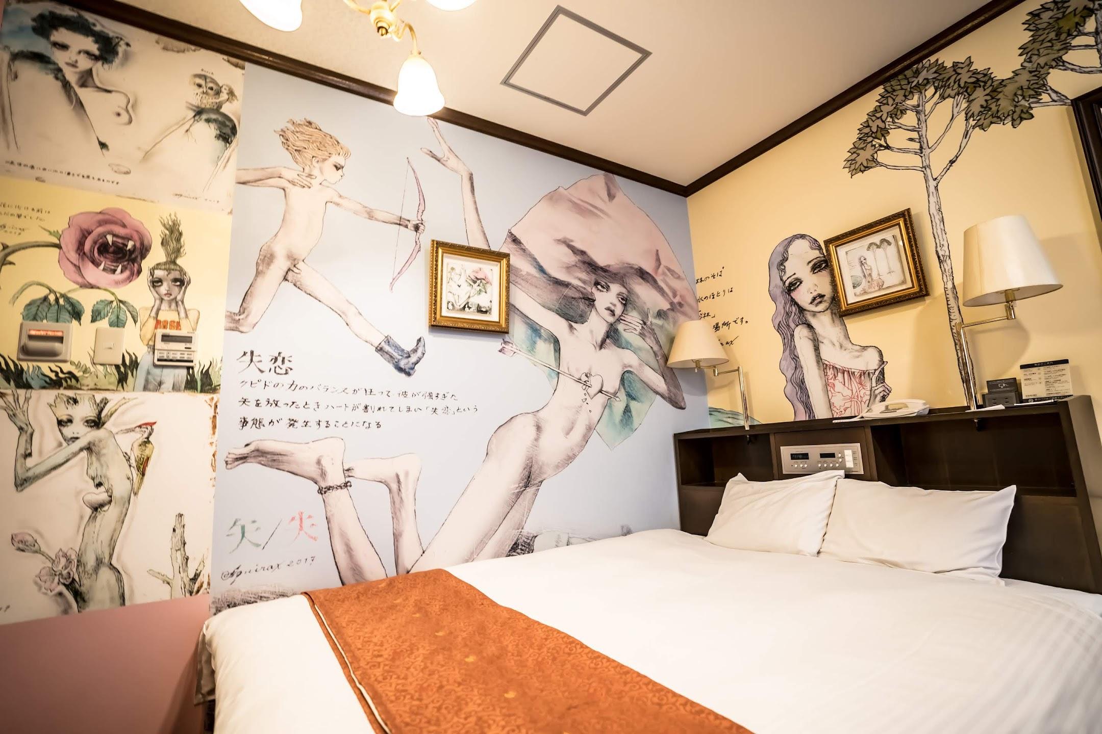 Dogo Art Yamanote Hotel1